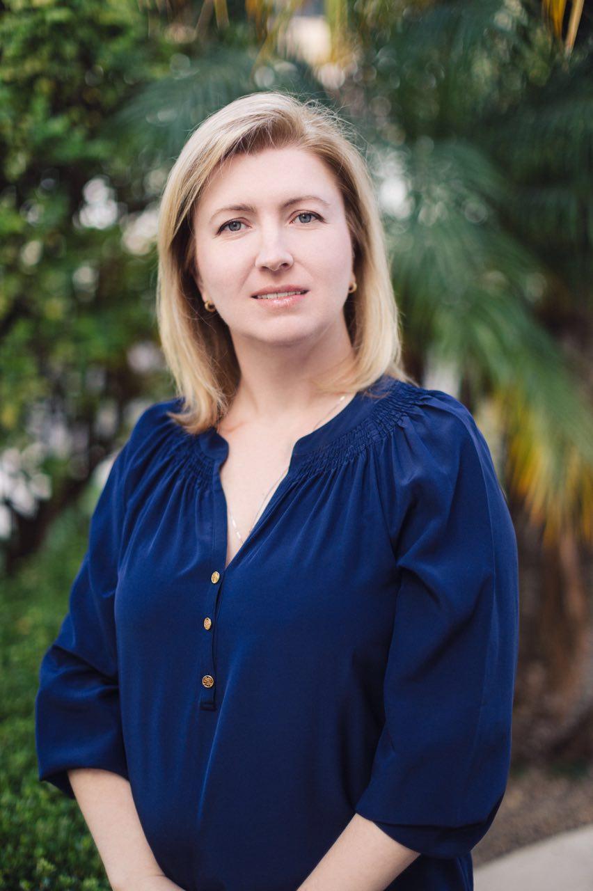 Victoria Prikhodko